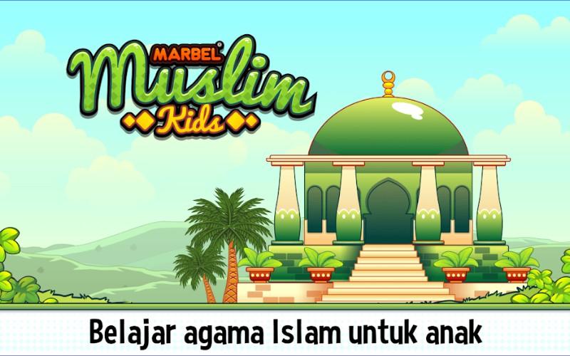 Marbel Muslim Kids + Seri Belajar Agama Islam