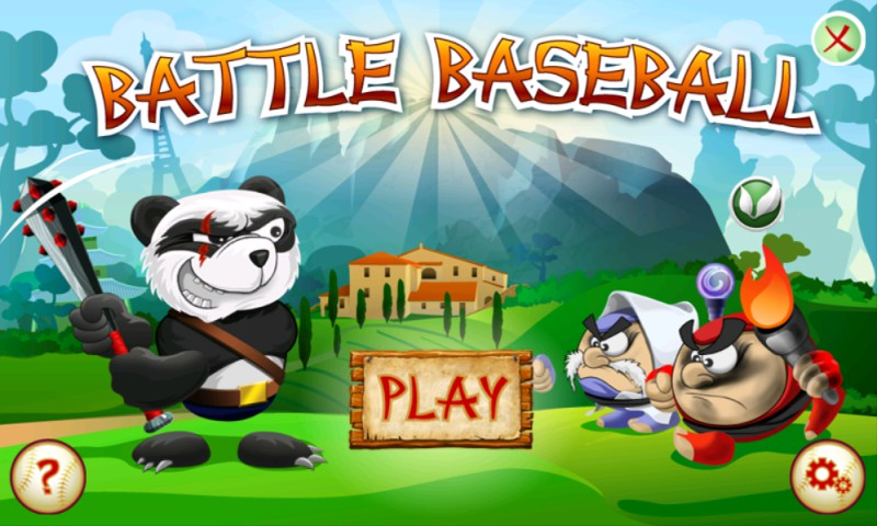 Battle Baseball