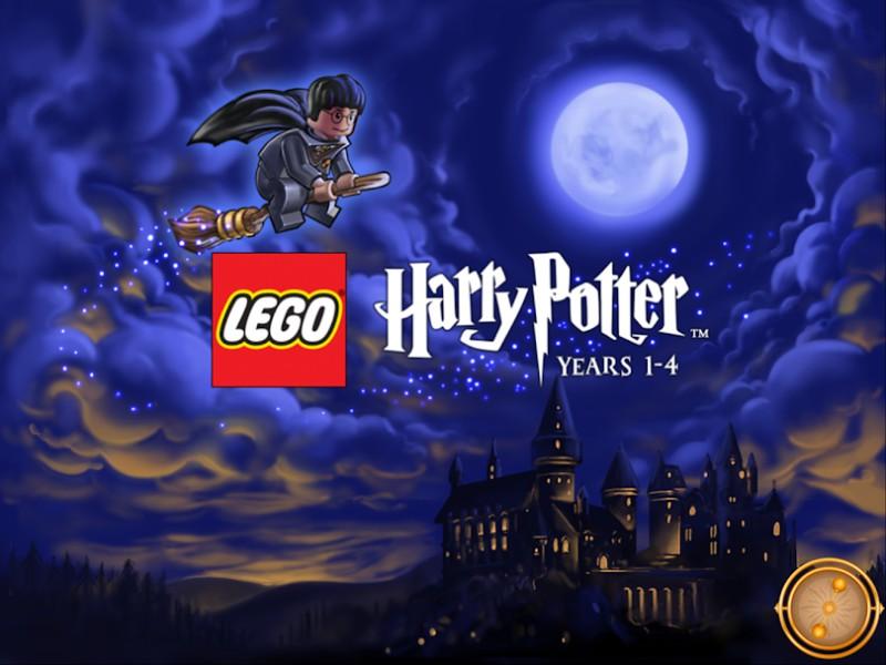 LEGO Harry Potter Years 1-4