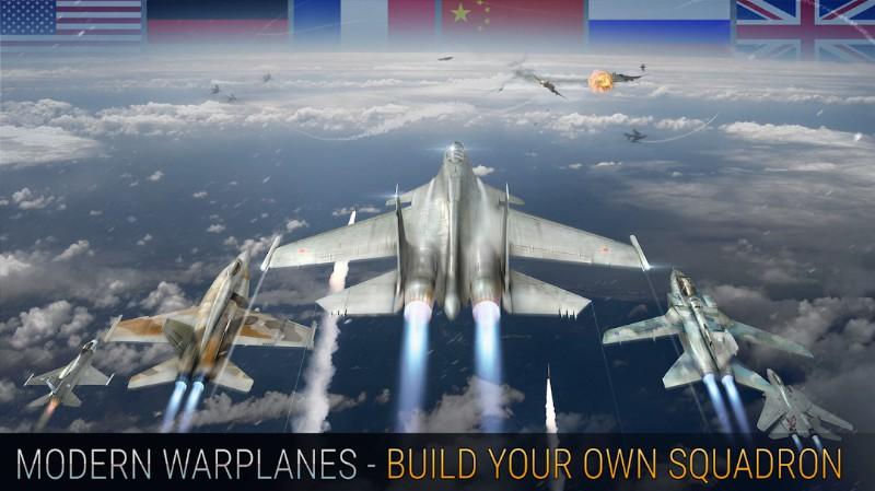 Modern Warplanes Combat Aces PvP Skies Warfare