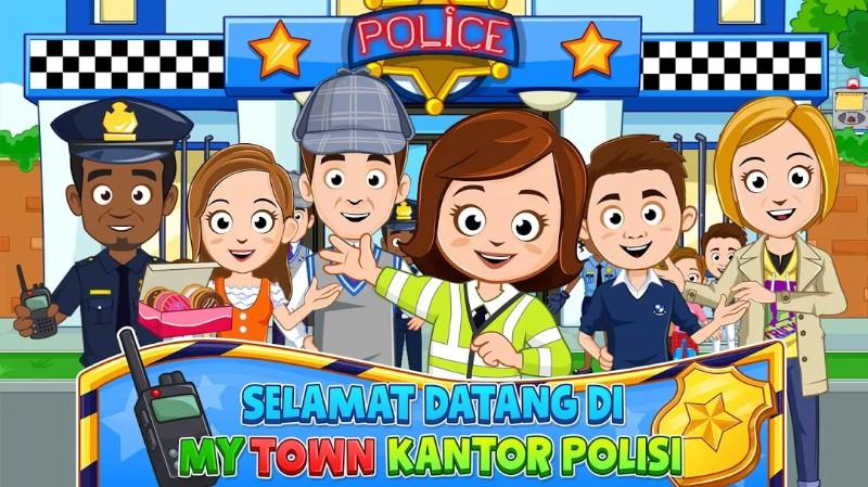 My Town POLISI