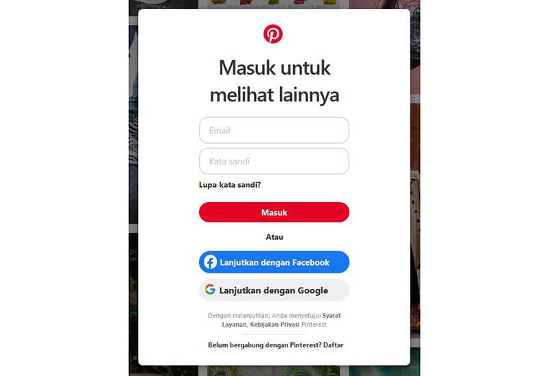 7. Autentifikasi Login Gmail