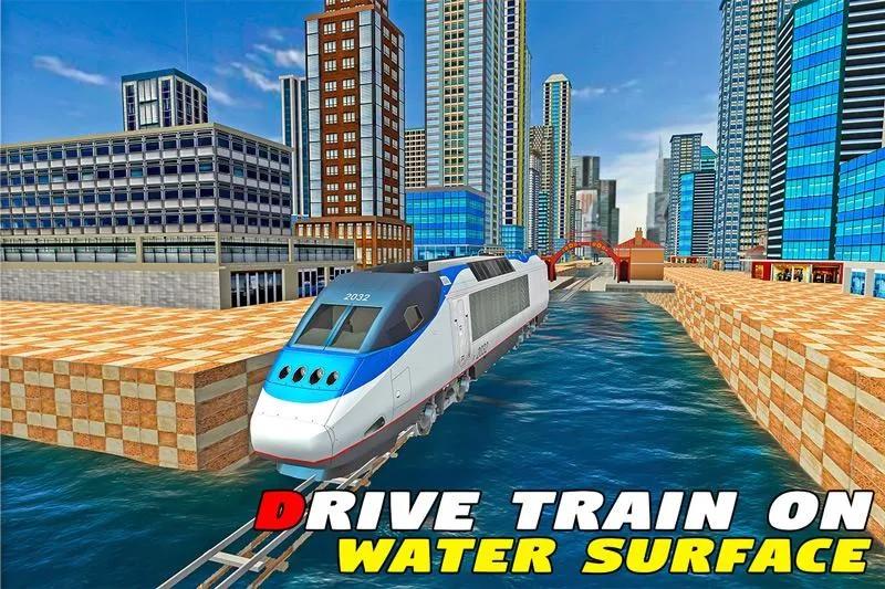 Kereta Mengambang Surfer Air