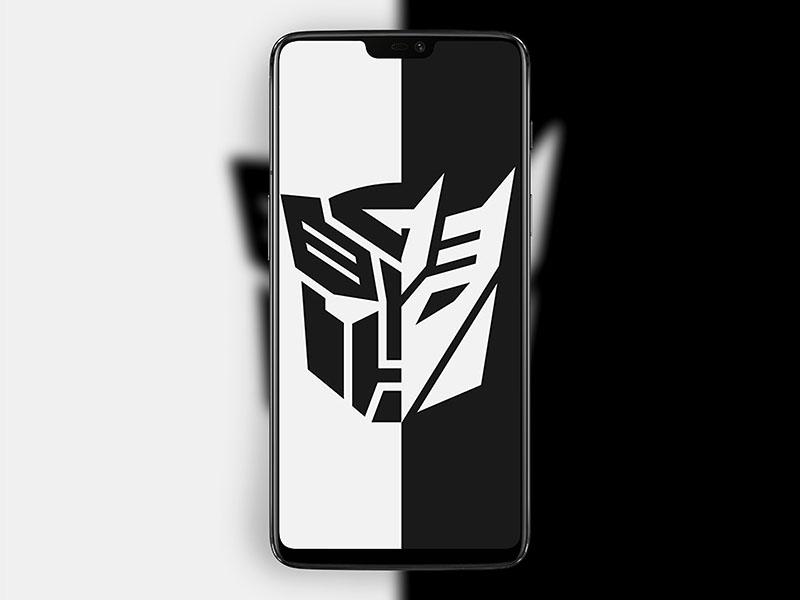 13. Transformers Logo
