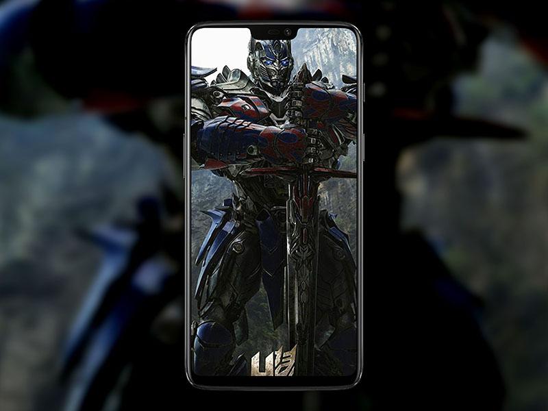 5. Transformers Optimus Prime