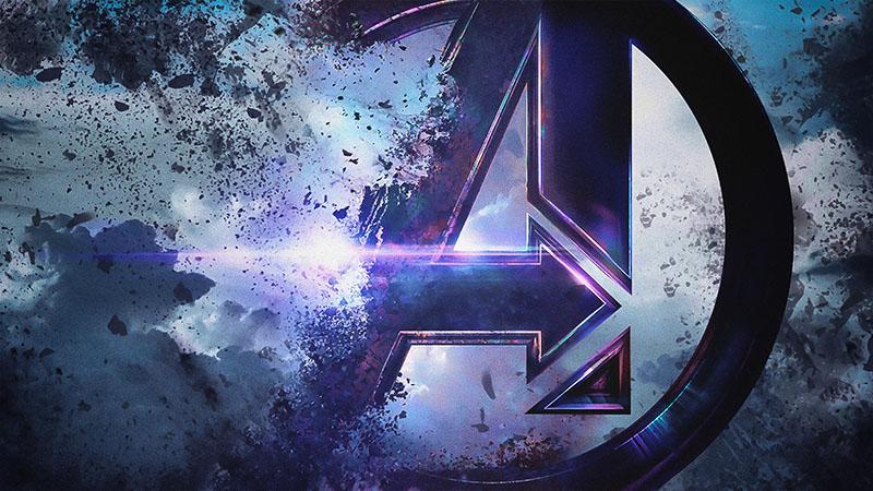 Logo Avengers 2
