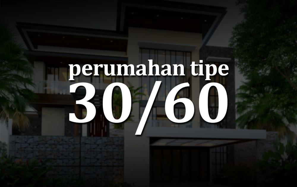 Perumahan Tipe 30 dan 60 Bandung