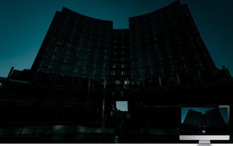 #23. Building Dark Architecture