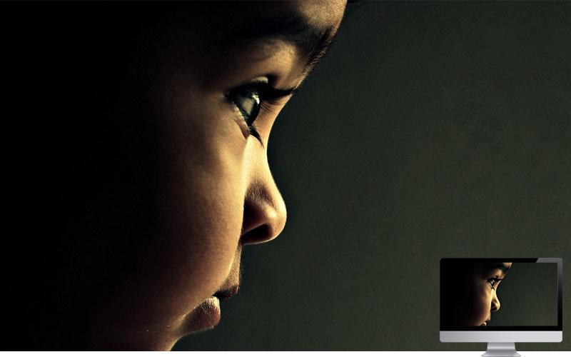 #25. Child Eyes Profile Shadow Lashes