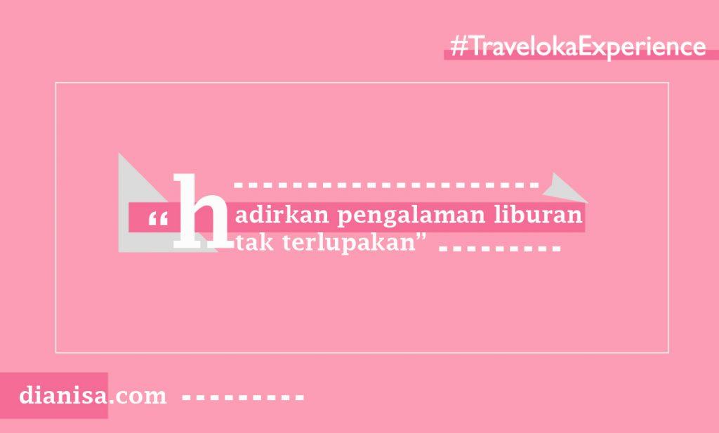 Review Traveloka Experience