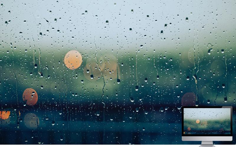 #1. Tetesan Musim Hujan