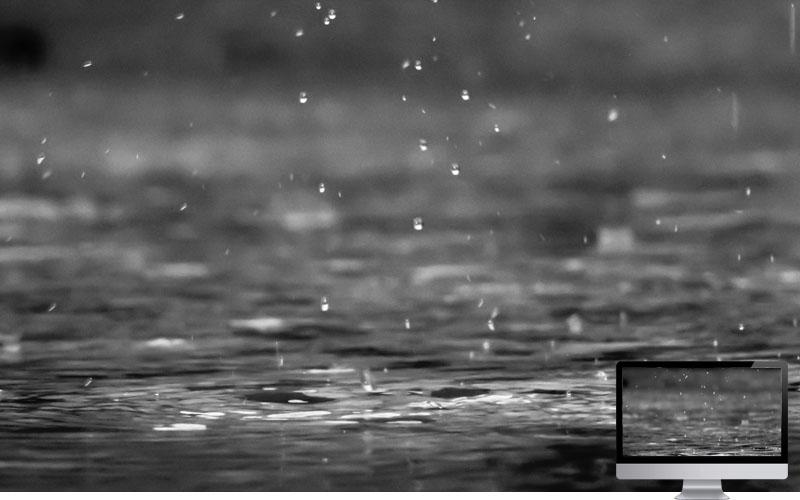 #2. Tetesan Musim Hujan