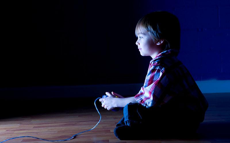 Kecanduan Game Online Anak