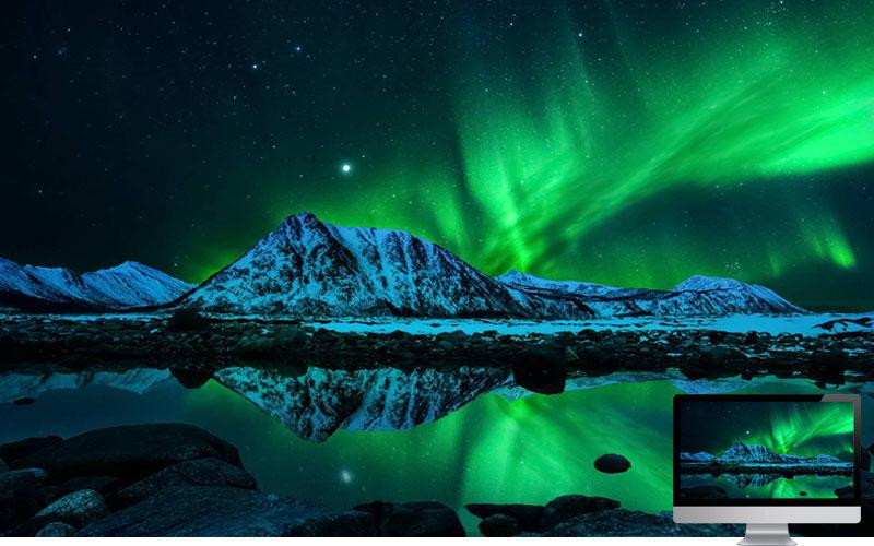 16. Amazing Aurora