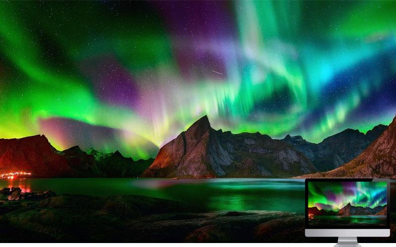 17. Aurora in Mount