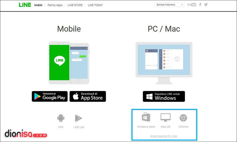 Download LINE Desktop