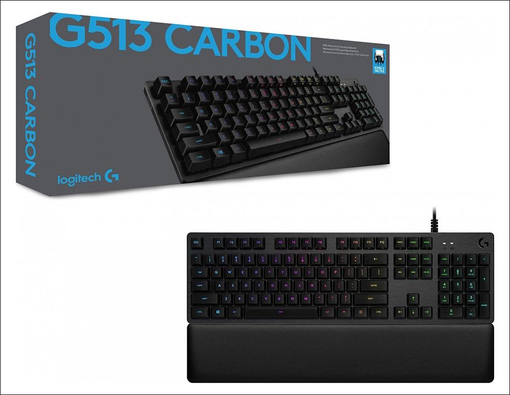 Logitech G513