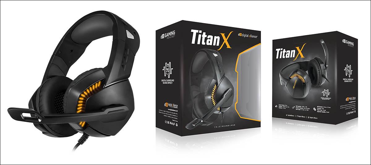 Digital Alliance Titan X