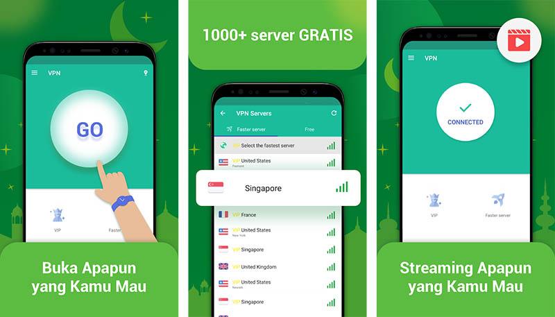 Free VPN & Security