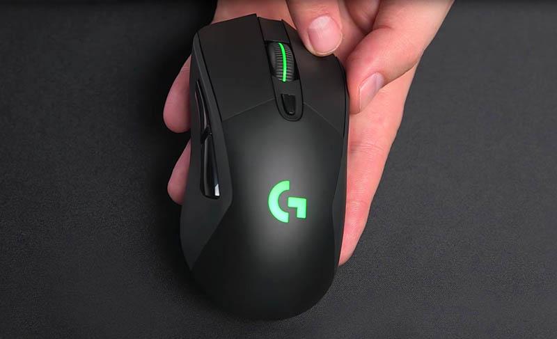 Logitech Lightspeed Wireless Gaming Mouse G703