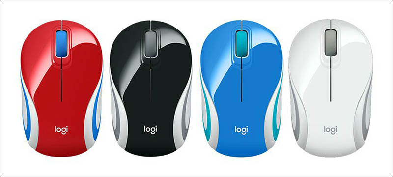 Logitech M187 Mouse Wireless
