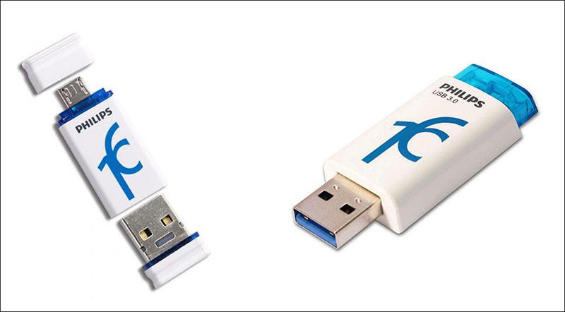Philips Dueto Edition USB 2.0