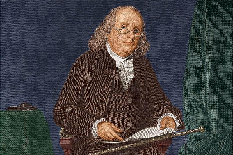 Kata Bijak Benjamin Franklin