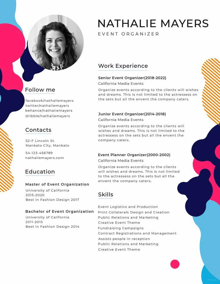 Pahami CV yang anda buat
