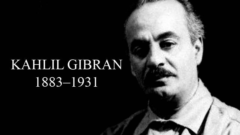 Quotes Kahlil Gibran dan Artinya