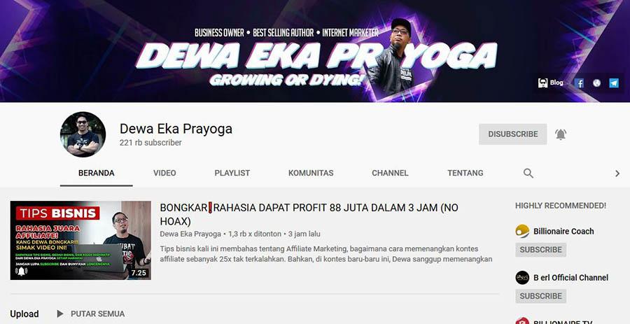 Dewa Eka Prayoga