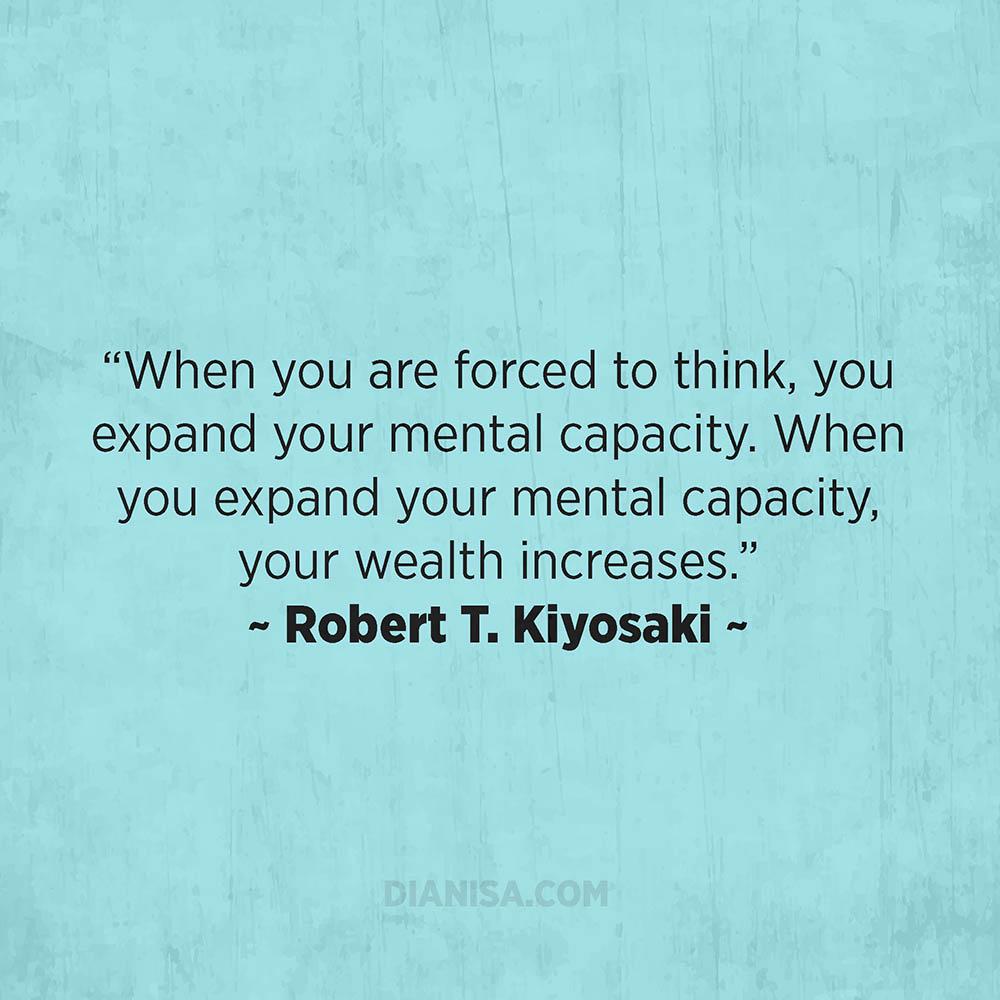 Kata Motivasi Robert Kiyosaki