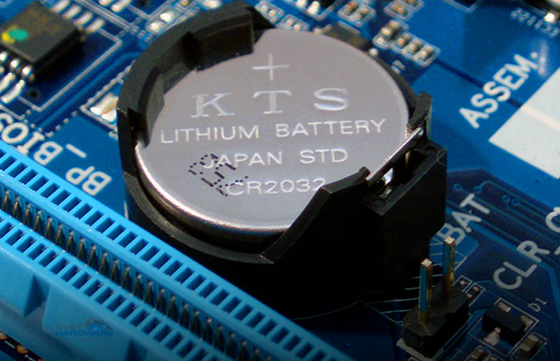 Tanggal dan Jam Error Ganti Baterai CMOS