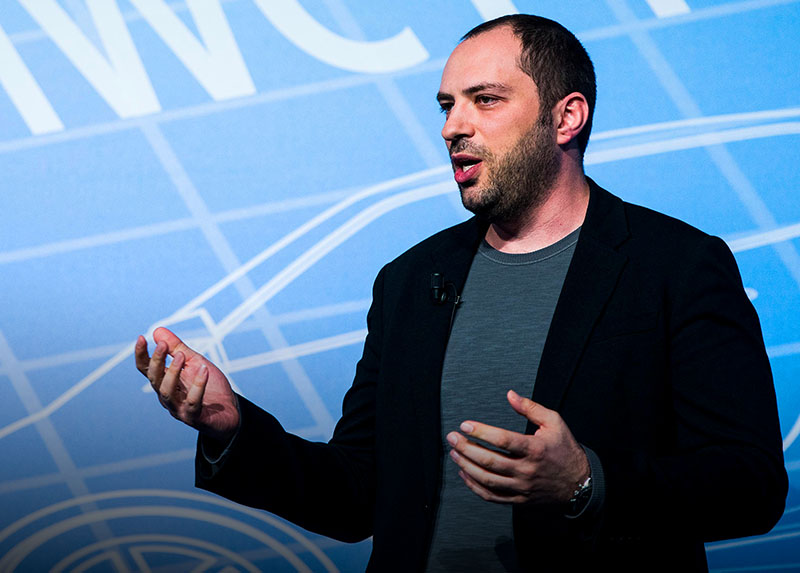 Pendiri WhatsApp Jan Koum