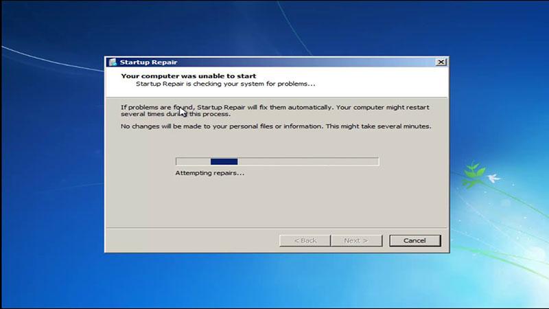 4. Repair Komputer