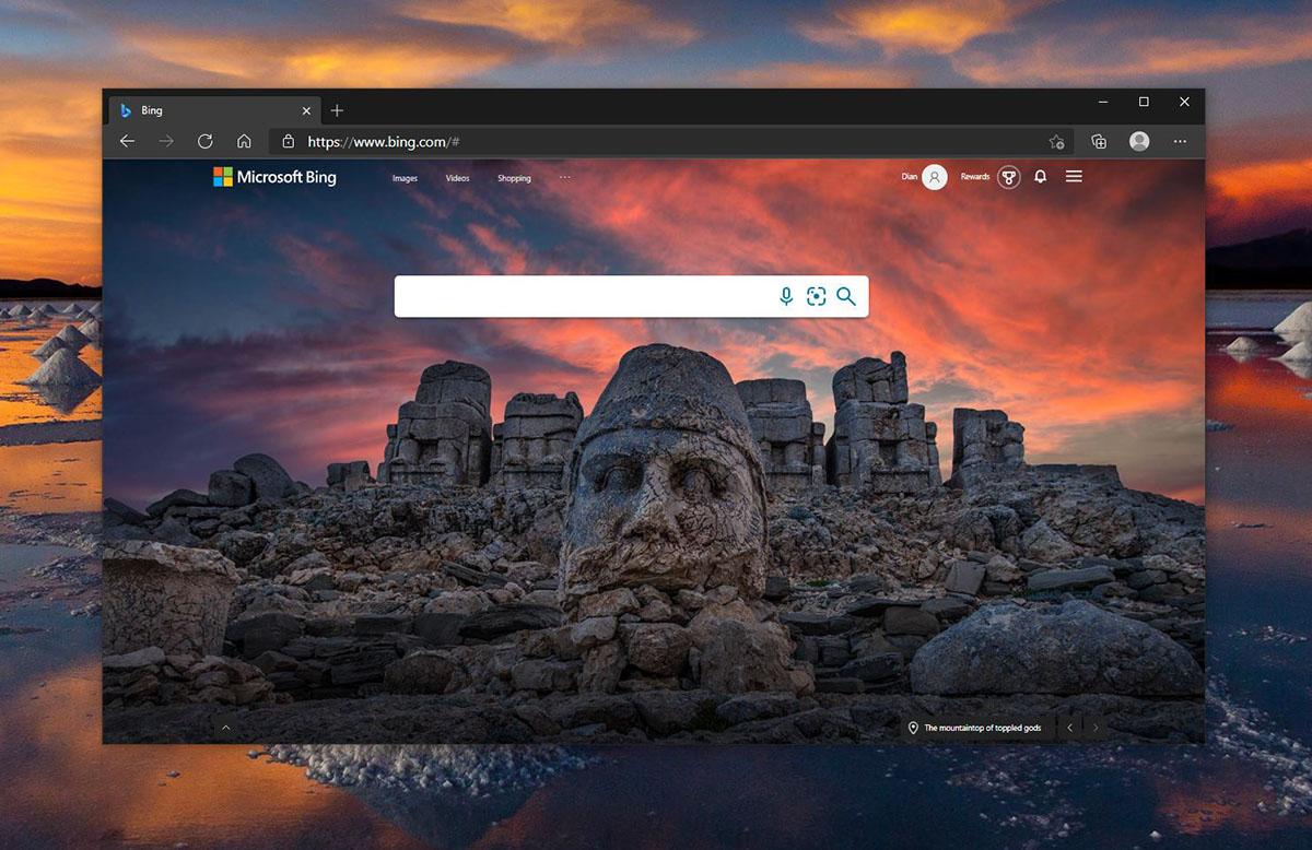 Contoh Web Browser