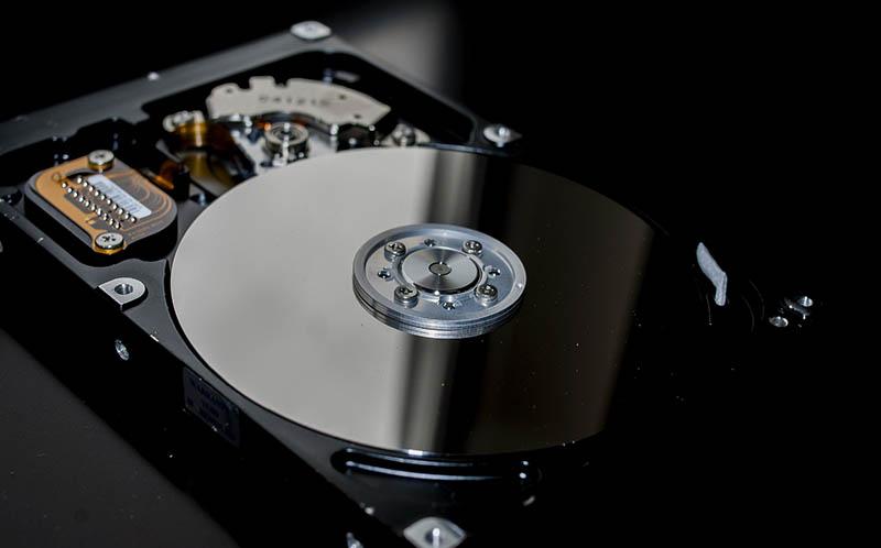 Pengertian Hard Disk Drive