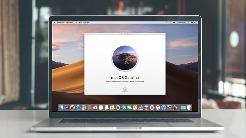 Perkembangan MacOS