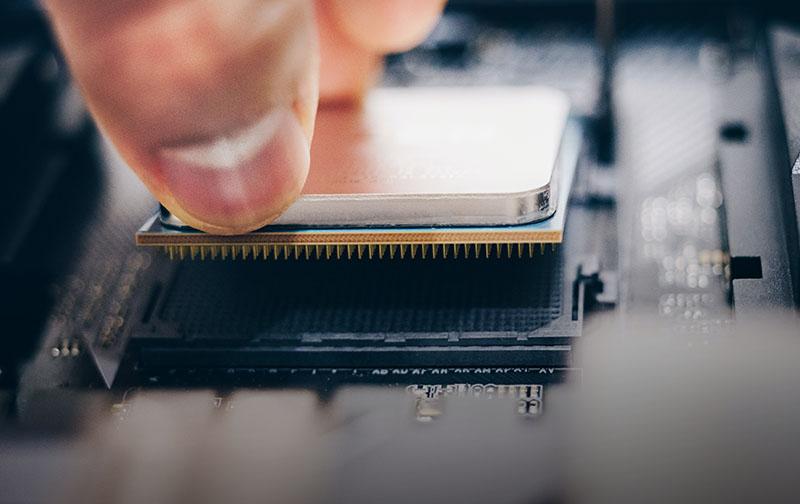 Sejarah dan Perkembangan Processor