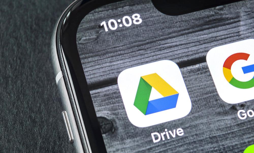 Fungsi Google Drive
