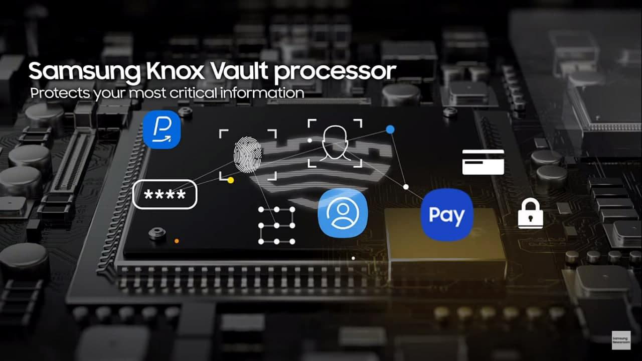 Mengenal Samsung Knox Vault