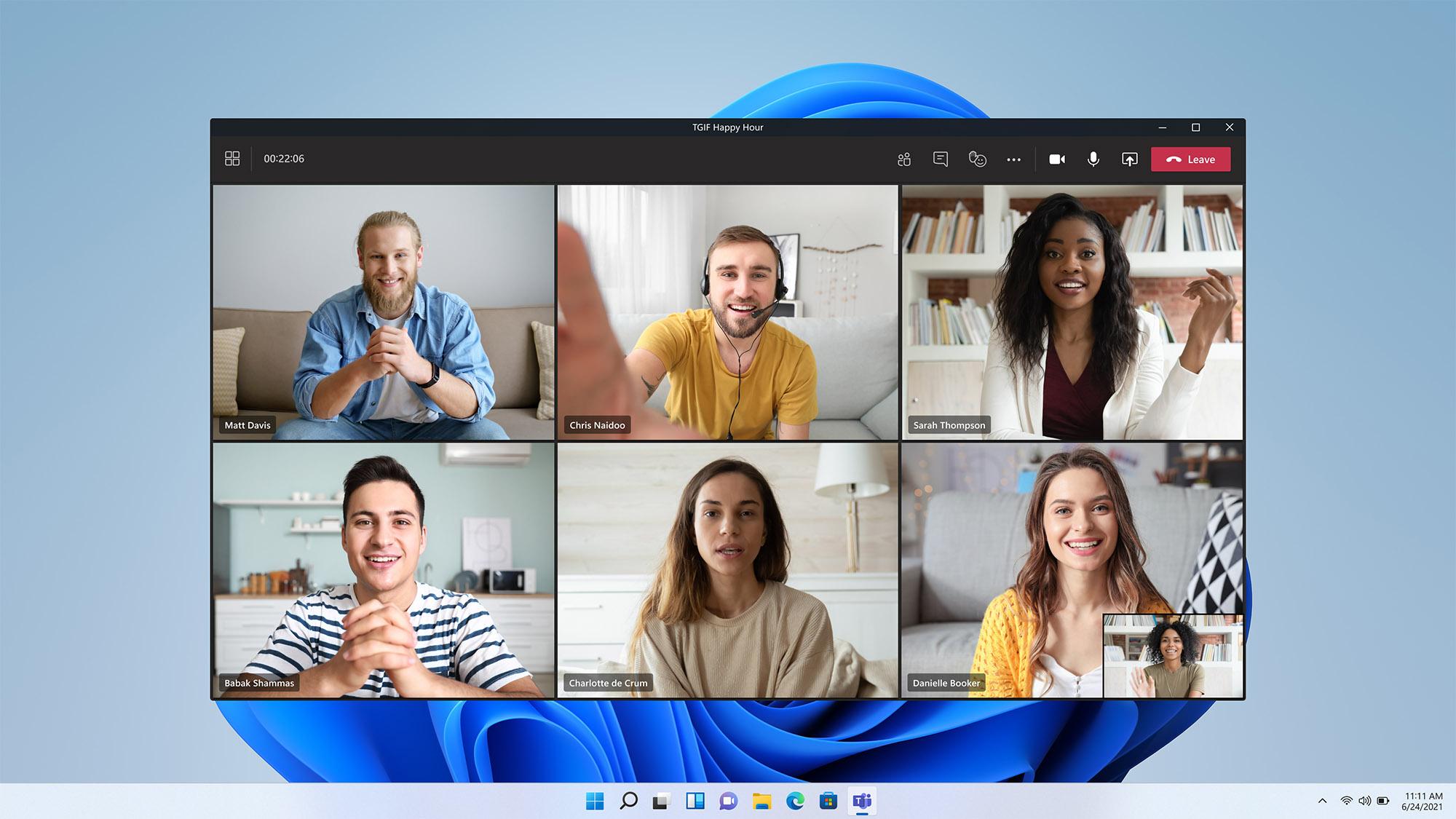 Microsoft Teams untuk Windows 11