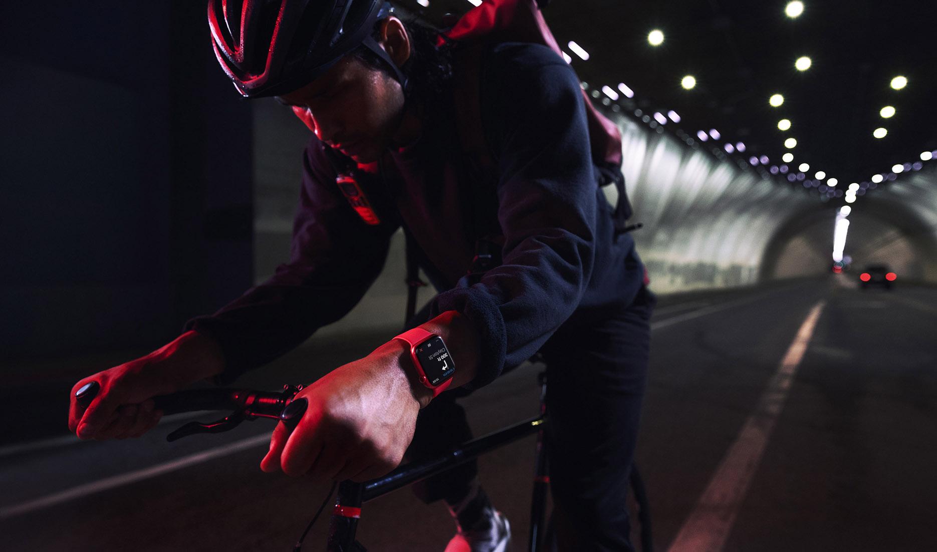 WatchOS 8 hadir fitur baru di Apple Watch Series 7