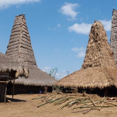 Exotic Sumba (1): Kebudayaan Unik Penduduk Asli Sumba
