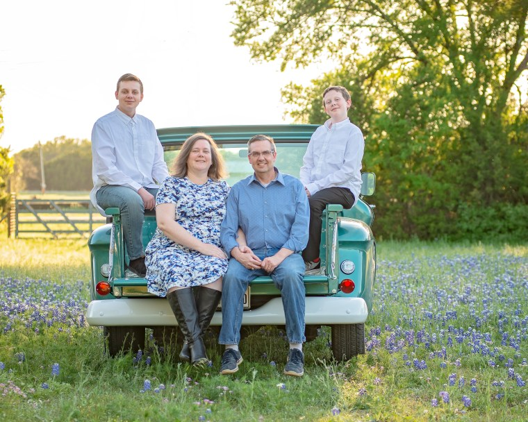 Family Portrait Leander Texas