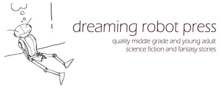 Dreaming Robot Press - Header