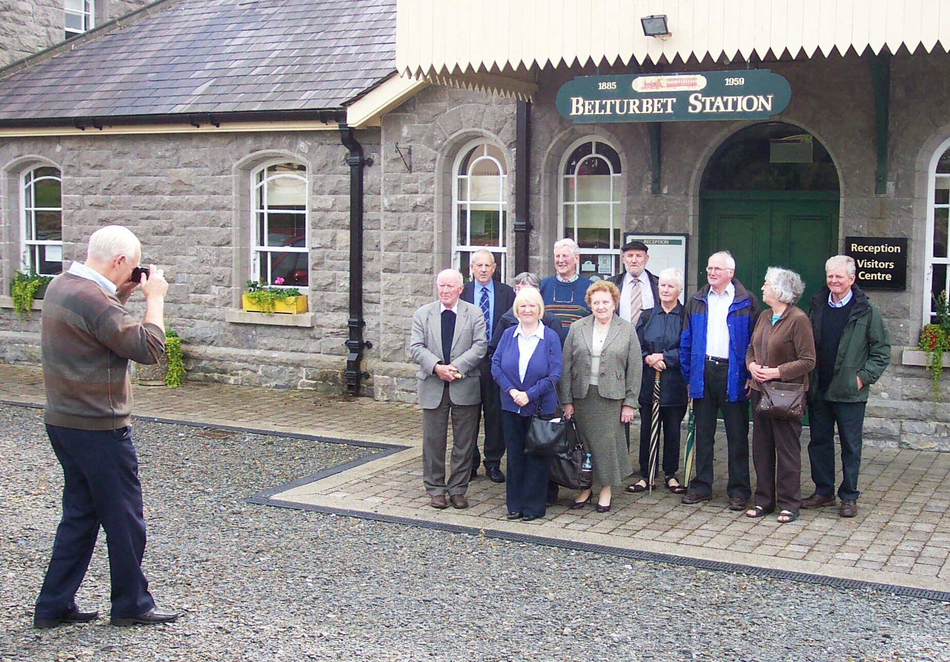 Belturbet outing group 7th Sept 2009
