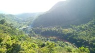 A view from Jomax Peak at Brgy. Kumaliskis, Don Salvador Benedicto, Bacolod, Negros Occidental