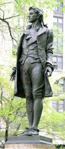 Frederick MacMonnies, Nathan Hale