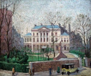 Edith Mary Garner, Lansdowne House. Image here.