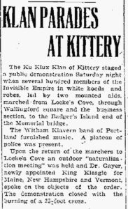 This 1924 Portsmouth Herald article...